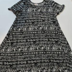 LulaRoe XS Carly Dress